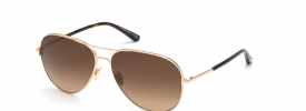 Tom Ford FT 0823 CLARK Sunglasses