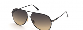 Tom Ford FT 0824 Alec Sunglasses