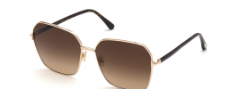 Tom Ford FT 0839 CLAUDIA-02 Sunglasses