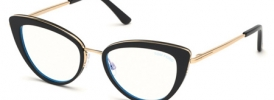 Tom Ford FT 5580B Prescription Glasses