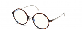 Tom Ford FT 5703B Prescription Glasses