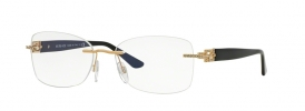 Versace VE 1225B Discontinued 7292 Prescription Glasses