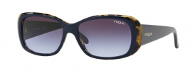 26474Q - TOP BLUE/TORTOISE